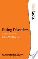 Eating Disorders  The Facts