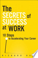 The Secrets Of Success At Work Book PDF