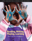 Reading  Writing  Playing  Learning