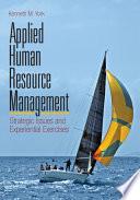 Applied Human Resource Management Book