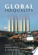 Global Inequality Book