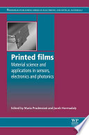Printed Films Book PDF