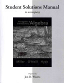 Student Solutions Manual for Prealgebra and Introductory Algebra