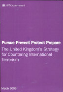 The United Kingdom s Strategy for Countering International Terrorism
