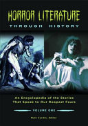 Horror Literature Through History [2 Volumes].