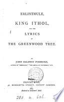 Erlinthule, king Ithol and the lyrics of the greenwood tree