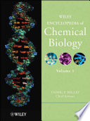 Wiley encyclopedia of chemical biology  , Volume 1