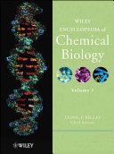 Wiley encyclopedia of chemical biology Book