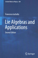 Cover image of Lie algebras and applications