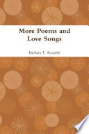 More Poems And Love Songs