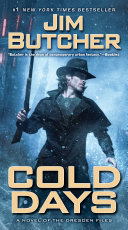 Cold Days Book