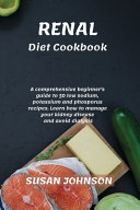 Renal Diet Cookbook