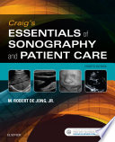 Craig S Essentials Of Sonography And Patient Care E Book Book