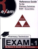 Reference Guide For PharmacyTechnician Exam (PTCE)