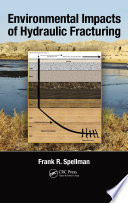 Environmental Impacts of Hydraulic Fracturing Book