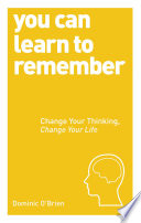 You Can Learn to Remember Book
