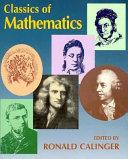 Classics of Mathematics