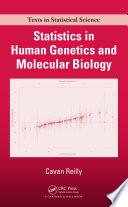 Statistics in Human Genetics and Molecular Biology