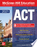 McGraw Hill Education ACT 2021