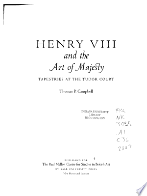 Download Henry VIII and the Art of Majesty Free Books - EBOOK