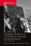 Routledge Handbook of Contemporary European Social Movements