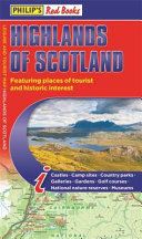 Philip s Highlands of Scotland  Leisure and Tourist Map 2020 Edition