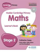Books - Hodder Cam Primary Maths Lb Book 2 | ISBN 9781471884337