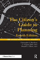 The Citizen's Guide to Planning 4th Edition