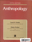 Anthropology ebook