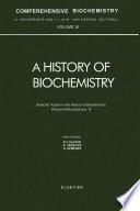 Selected Topics in the History of Biochemistry  Personal Recollections  IV