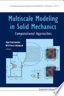 Multiscale Modeling in Solid Mechanics Book