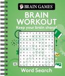 Brain Games Brain Workout Word Search