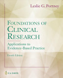 Foundations of clinical research (2020)