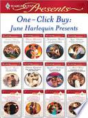 One-Click Buy: June Harlequin Presents