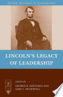 Lincoln's Legacy of Leadership