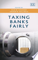 Taxing Banks Fairly