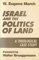 Israel and the Politics of Land