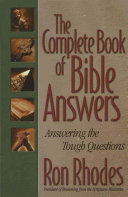 The Complete Book of Bible Answers