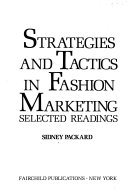 Strategies and Tactics in Fashion Marketing