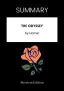 SUMMARY - The Odyssey By Homer Pdf/ePub eBook
