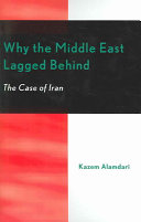 Why The Middle East Lagged Behind