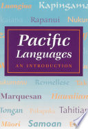 Pacific Languages