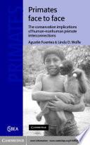 Primates Face To Face Book PDF