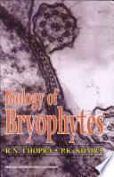 Biology of Bryophytes