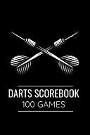 Darts Scorebook | 100 Games