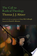 Call to Radical Theology  The