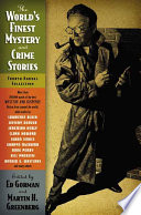 The World S Finest Mystery And Crime Stories 4