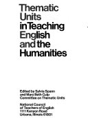 Thematic Units in Teaching English and the Humanities