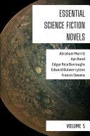 Pdf Essential Science Fiction Novels - Volume 5 Telecharger