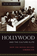 Hollywood and the Culture Elite